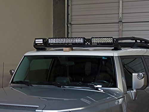 Fj Cruiser Roof Racks : Rigid industries toyota fj cruiser e series light