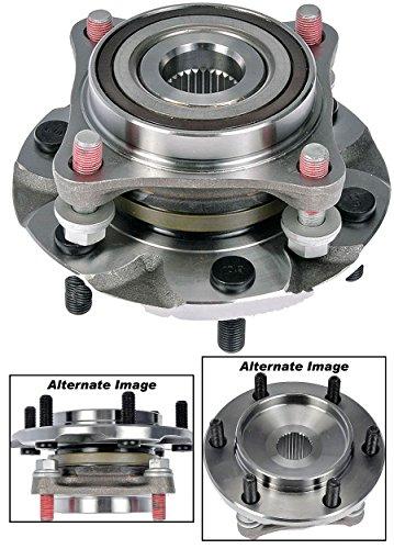 Apdty 515040 Wheel Hub Bearing Bolt On Assembly W Studs
